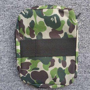 Bape Mini Camo Case Bag